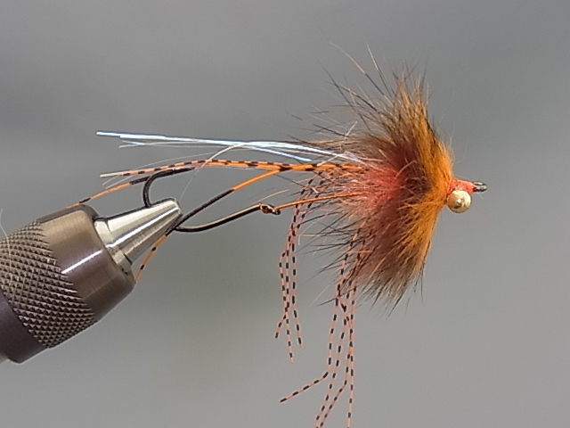 Aqua Brett's Klamath Intruder Orange/Brown
