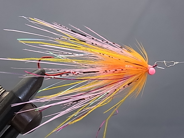 Aqua Mini-Intruder Hot Pink/Orange