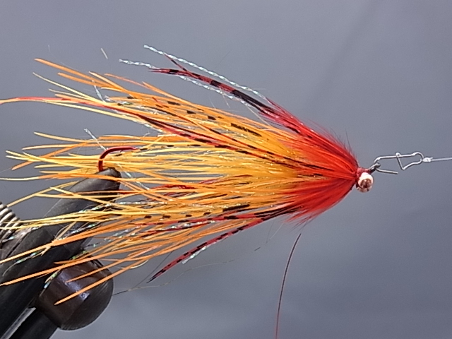 Aqua Mini-Intruder Yellow/Orange
