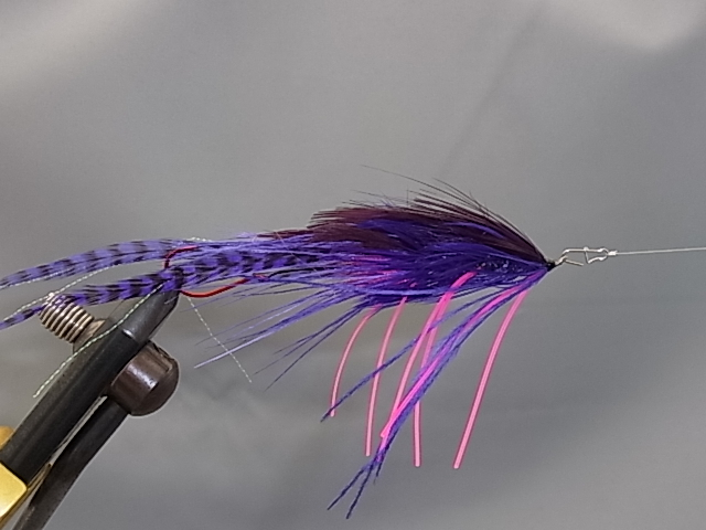 Aqua Stu's Stinger Prawns Purple