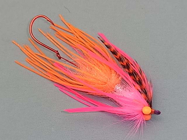 Aqua Sili-Leg Intruder Pink/Orange