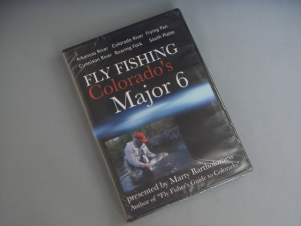 FLY FISHING COLORADO'S MAJOR 6 Marty Bartholomew