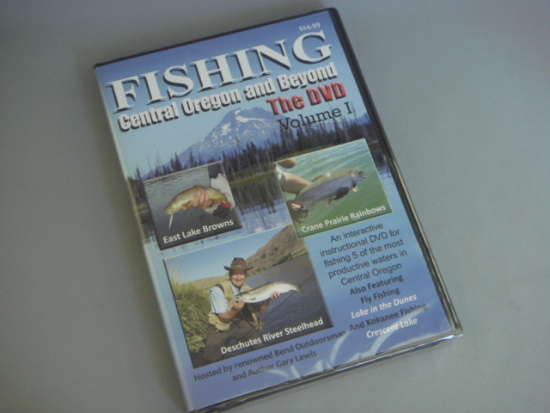 FISHING CENTRAL OREGON AND BEYOND