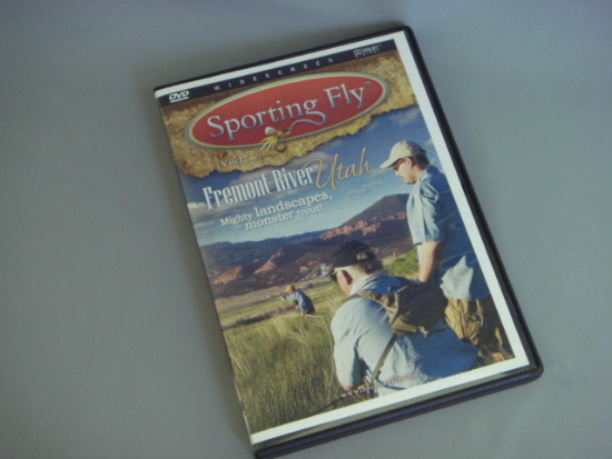 SPORTING FLY VOLUME 2: UTAH FREEMONT RIVER