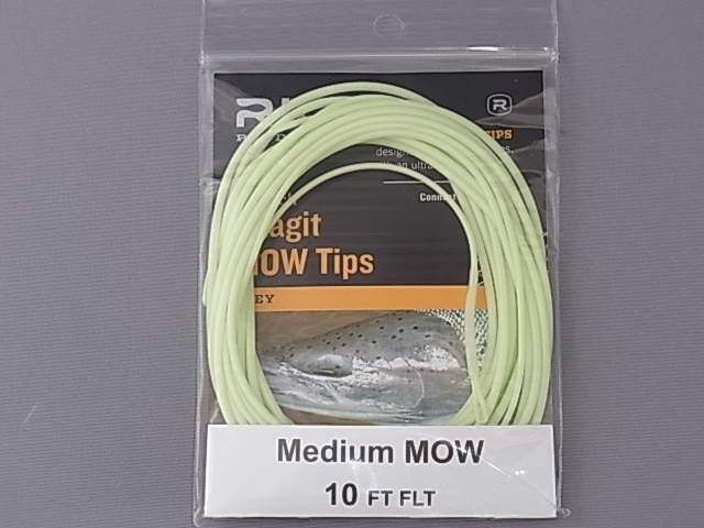 RIO InTouch Skagit Mow Medium Tip 10ft Floating