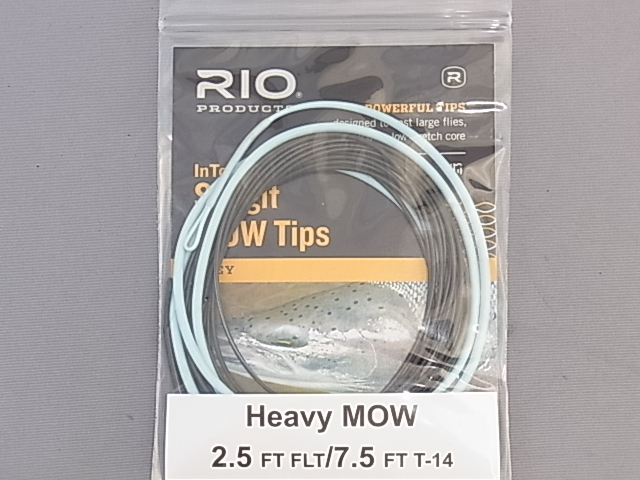 RIO InTouch Skagit Mow Heavy Tip 2.5ft-F/7.5ft-S(T-14)