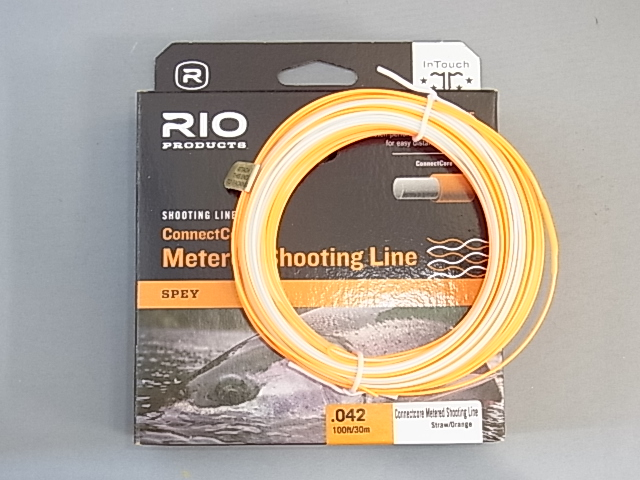 リオ RIO ConnectCore Shooting Line� 0.042 フローティング
