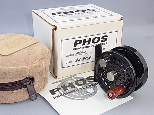 Phos PH-1 Black RHW NEW
