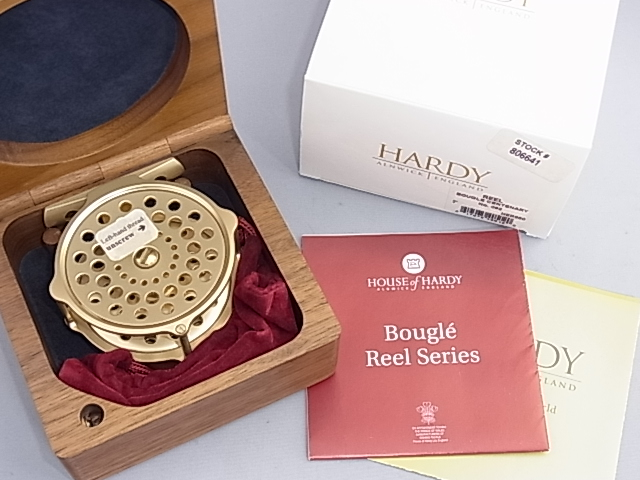 "HARDY Bougle Centenary 3"" MINT"
