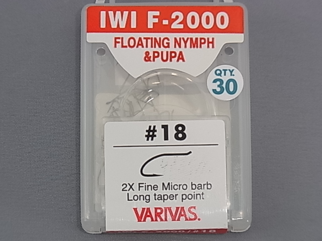 IWI F-2000 Floating Nymph&Pupa