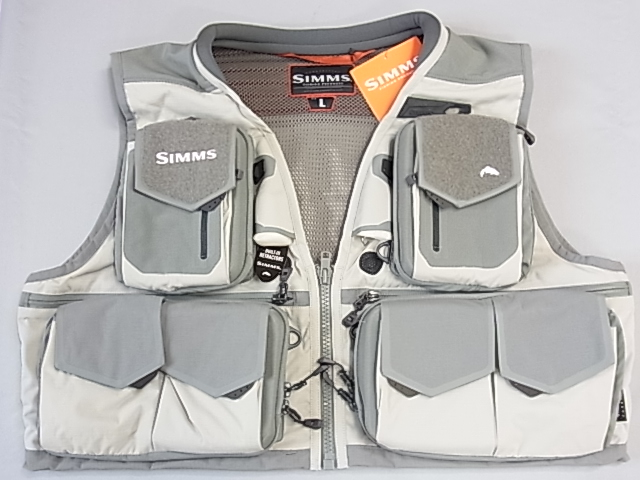 SIMMS G3 GUIDE VEST Cinder size:S