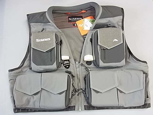 SIMMS G3 GUIDE VEST Steel size:S