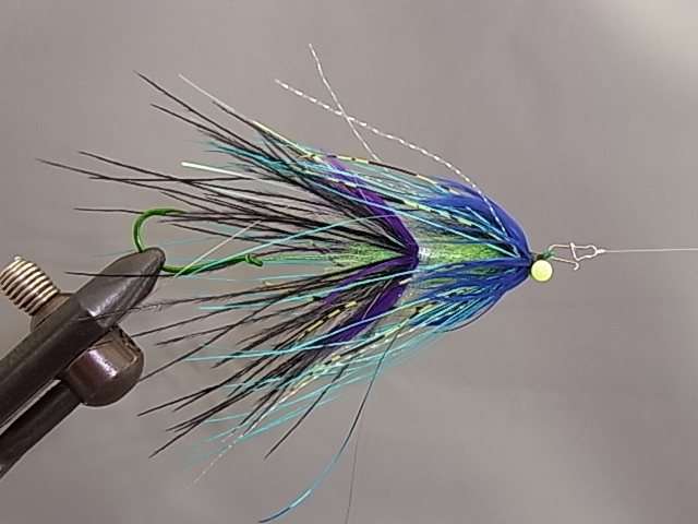 Aqua Stu's Rhea Intruder Blue/Purple