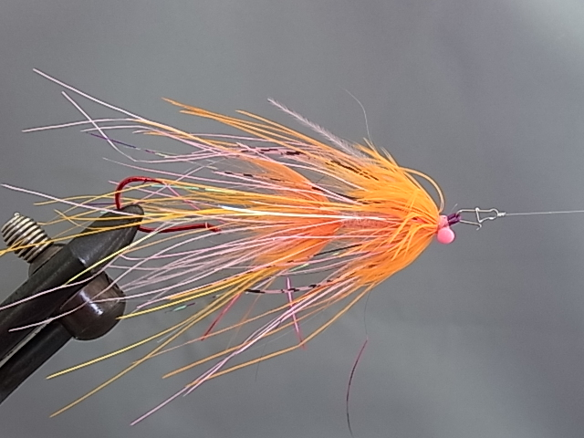 Aqua Stu's Rhea Intruder Orange/Pink