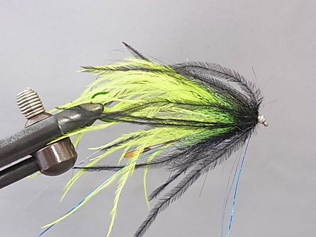 Aqua Single Station Intruder Chartreuse/Black