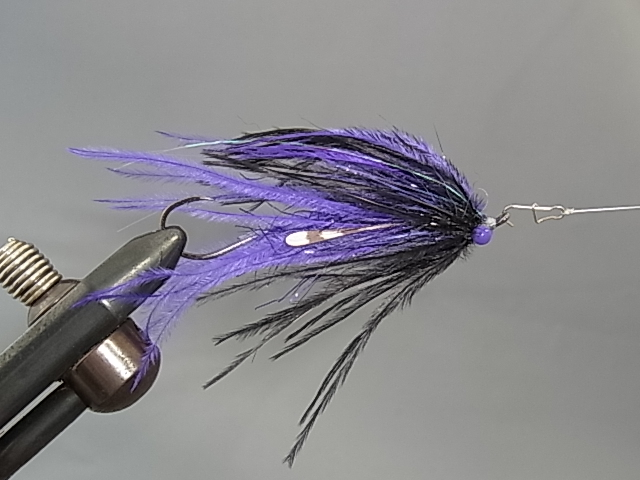 Aqua Jerry's Ultra-Mini Intruder  Purple/Black