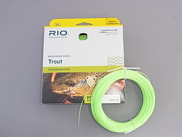 リオ RIO Mainstream Trout DT3F