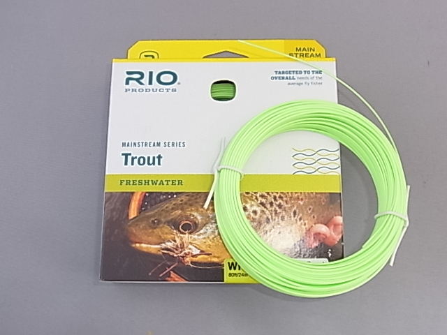 リオ RIO Mainstream Trout WF6F