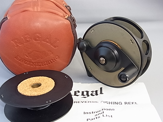 REGAL A/R Fishing reel EX++