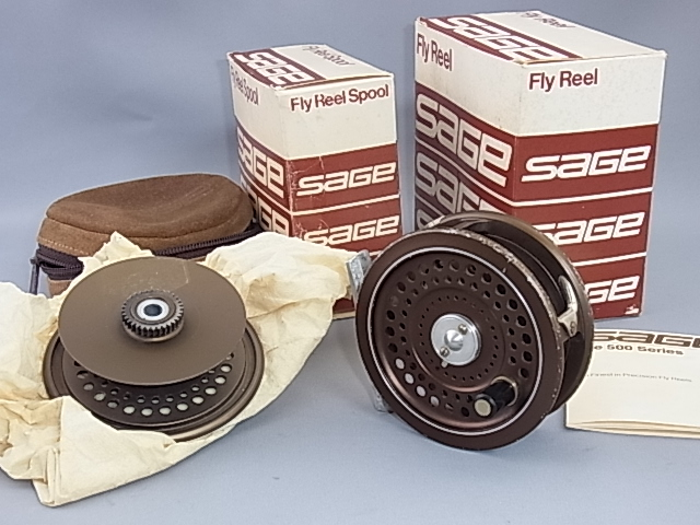 SAGE 504L+Spool GD