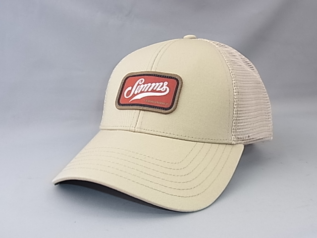 シムス SIMMS Retro Trucker CORK(2018)