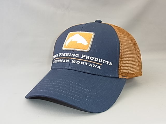 シムス SIMMS Trout Icon Trucker  ADMIRAL BLUE(2018)