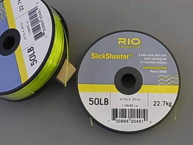 リオ RIO Slick Shooter 50lb 115ft (YE)