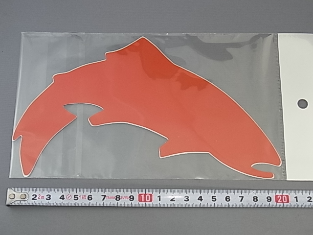 シムス TROUT DECAL