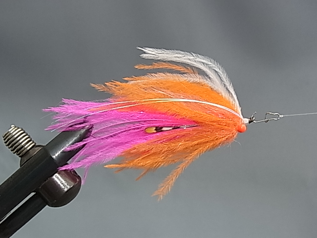 Aqua Jerry's Ultra-Mini Intruder  Pink/Orange