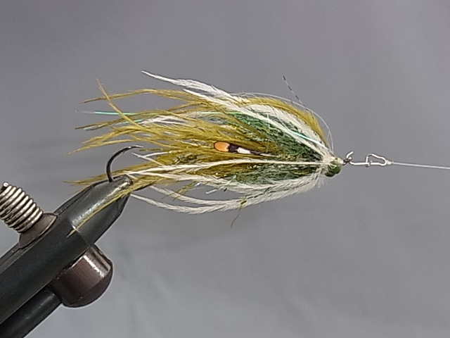 Aqua Jerry's Ultra-Mini Intruder Olive/White