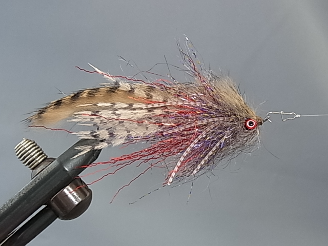 Aqua Jerry's WMD Sculpin  Brown/Gray