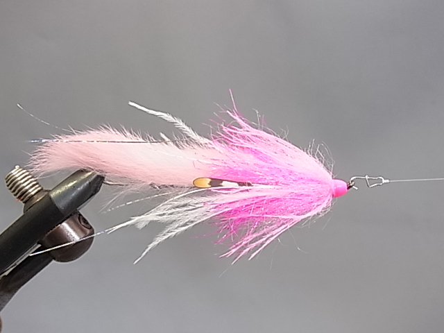 "Aqua Dirty Hoh Steelhead 3.5"" Pink"