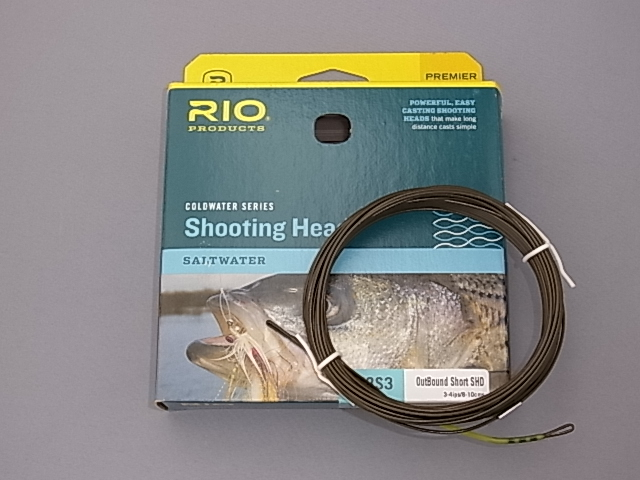 リオ RIO Outbound Short Shooting Head ST10S3
