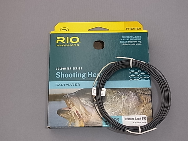 リオ RIO Outbound Short Shooting Head ST8S6