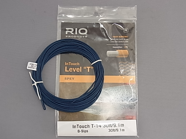 リオ RIO InTouch T-14 30ft Coil pack  Dark Blue