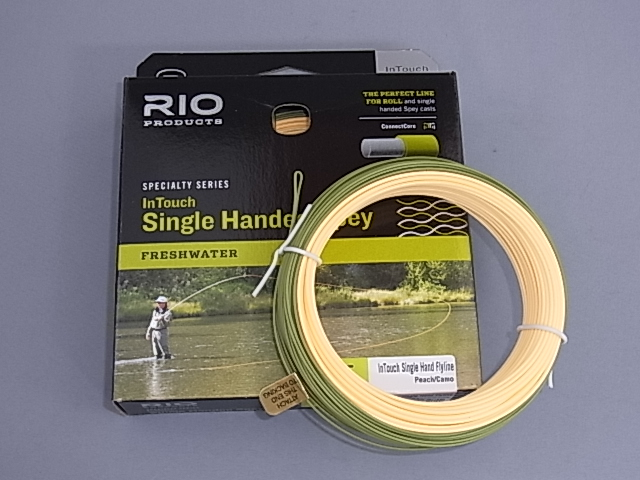 リオ RIO InTouch Single Handed Spey WF3F