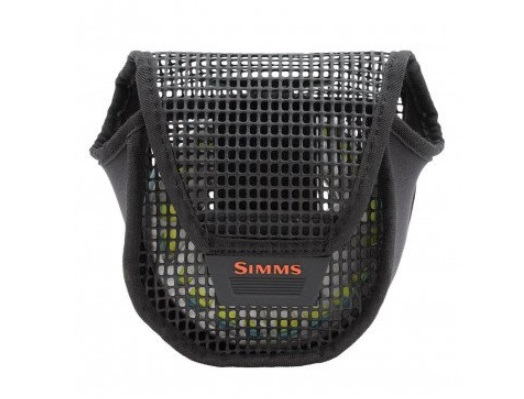 SIMMS Bounty Hunter Mesh Reel Pouch L メッシュリールケースL