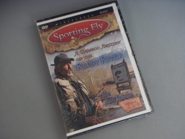 SPORTING FLY VOLUME 4:A BAMBOO ARTISAN ON THE RUBY RIVER
