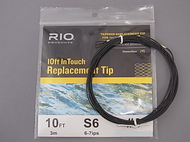 RIO InTouch 10ft Sink Tip type6-#6  65gr (タイプ6)