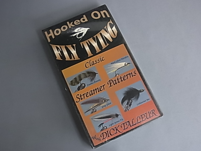 *Hooked On FLY TYING Classic Streamer Patterns with Dick Talleur