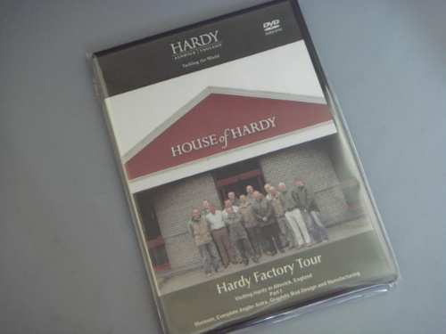 <ラスト3枚・在庫限り>Hardy Factory Tour Part 1