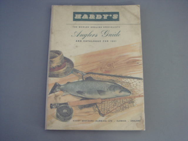 Hardy Anglers Guide 1961 VG