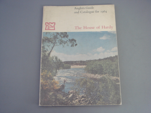 Hardy Anglers Guide 1964 EX