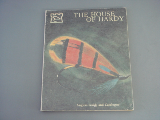 Hardy Anglers Guide 1965 EX