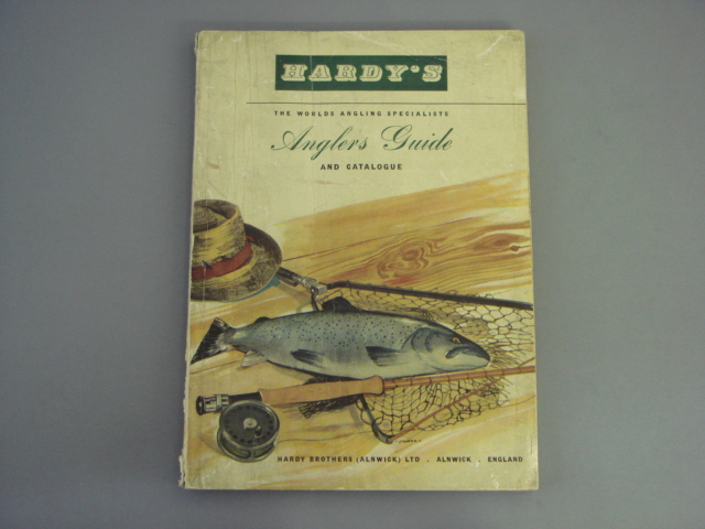 Hardy Anglers Guide 1960 G