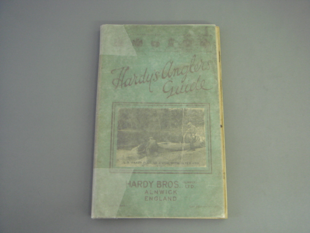 Hardy Anglers Guide 1952 G