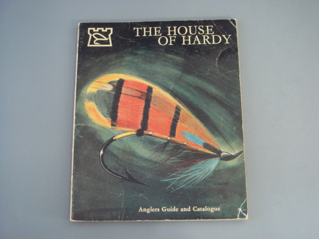 Hardy Anglers Guide 1965 G+