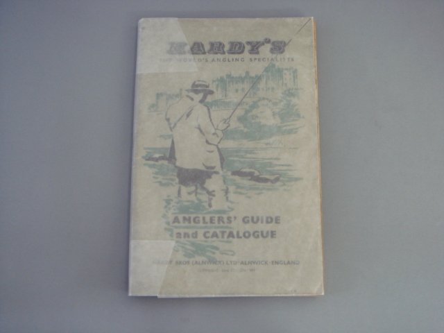 Hardy Anglers Guide 1957 G