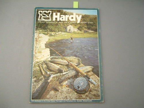 Hardy Anglers Catalogue 1975 small cut out G-