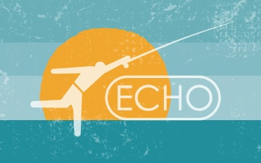ECHO FIBERGLASS SWITCH  SPEY